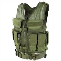 Vest - Elite Tactical  OD