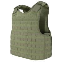 Vest - Plate Defender Green
