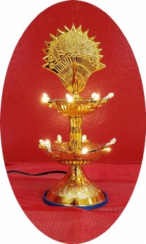2 STEP ELECTRIC LAMP (DIYAS) 14DIYAS SET