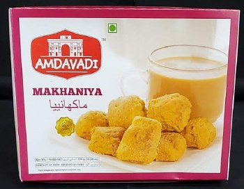 AMDAVADI MAKHANIA/ MAKHANIYA COOKIES 300GM