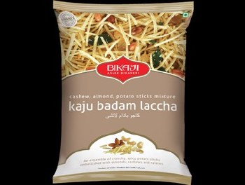 Bikaji Kaju Badam Laccha 200gm