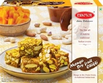 Bikaji Mango Fruit Chikki 250g
