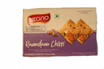 Bikano Ramadana Chikki 100 Gm