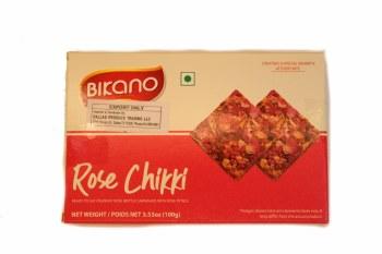Bikano Rose Chikki 100 Gm