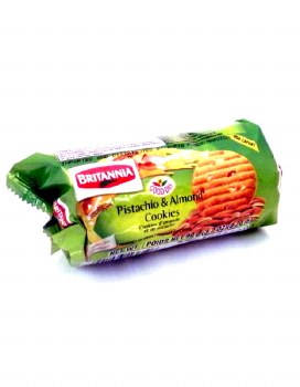 BRITANNIA GOOD DAY PISTA ALMOND 75 GM
