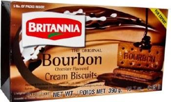 BRITANNIA BOURNBON BISCUITS 200 GM