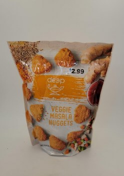 Deep Veggie Masala Nugget 13pc