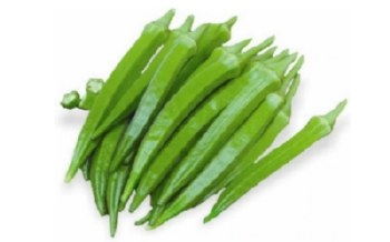 Fresh Indian Okra - Desi Okra - Bhindi (Sold by Weight - Pound)