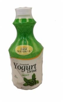 Desi Yogurt Drink Mint 50fl Oz