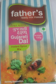 FATHERS INSTANT GUJRATHI DAL 100GM
