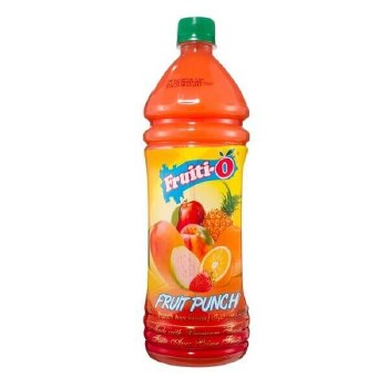 Fruiti O Fruit Punch Juice 1lt