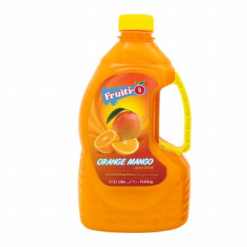 Fruiti-o Orange Mango Juice 2l