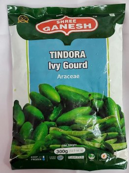 GANESH FROZEN TINDORA CUT 300GM