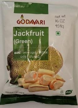 GODAVARI FZ GREEN JACKFRUIT CUT 454 GM