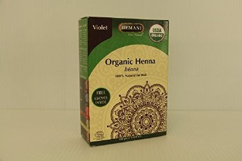 Hemani Org Violet Henna 100gm