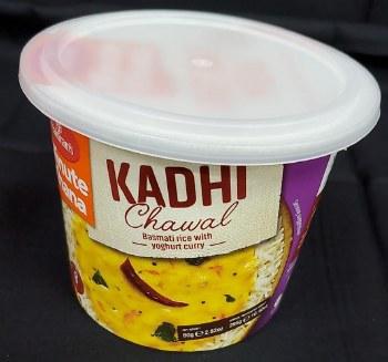 HALDIRAM INSTANT KADHI CHAWAL CUP 60GM