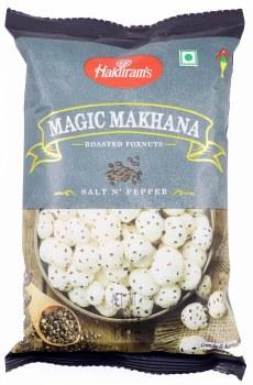 HALDIRAM MAKHANA SALT N PEPPER 30GM