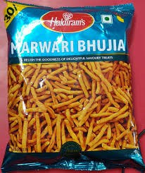 HALDIRAM'S MARWARI BHUJIA