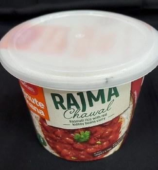 HALDIRAM INSTANT RAJMA CHAWAL CUP 80GM