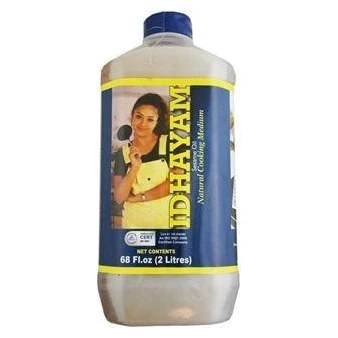 Idhayam Sesame Oil 5ltr