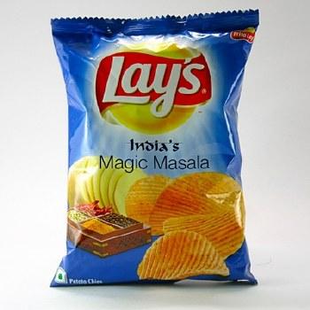 Lays Wafers Magic Masala 56g
