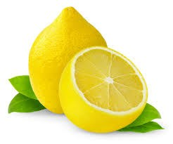 Fresh Yellow Lemon  - Sold by Piece