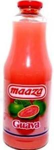 Maaza Guava Juice Bottle 330ml