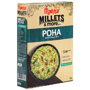 MANNA (READY TO COOK) POHA MIX 180 GM