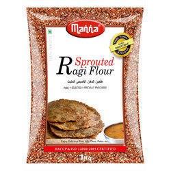 Manna Sprouted Ragi Flour 1kg