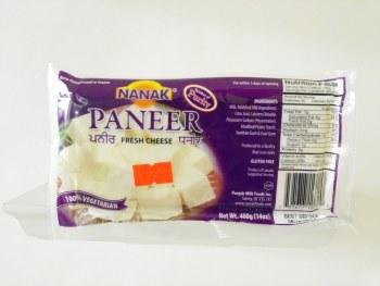 Nanak Fresh Paneer 14oz