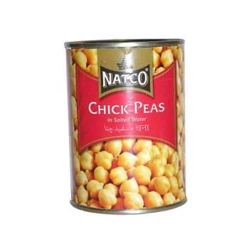 Natco Chick Peas 400gm