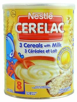 Nestle Cerelac 3cereal 400g