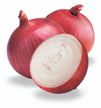 Fresh Red Onions - Sold by Weight - Pound