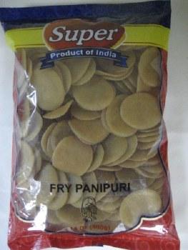 Super Fry Panipuri 400gm