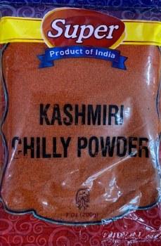 SUPER KASHMIRI CHILLI POWDER 200 GM