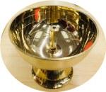 Brass Pyali Diwa 9