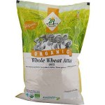 24 Mantra Organic Whole Wheat Atta 11lb