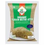 24 MANTRA ORGANIC METHI ATTA 1 KG