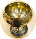 Brass Akhand Diva No.8