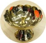 Brass Pyali Diva No. 1