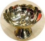 Brass Pyali Diva No. 2