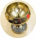 Brass Akhand Diva 12