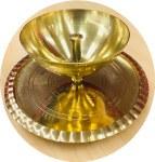 Brass Glass Diwa