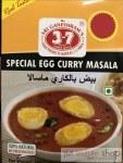 777 Special Egg Curry Mas 165g