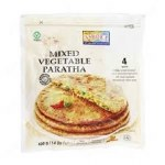 Ashoka Mixed Vegetable Paratha 4PCS