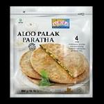 Ashoka Aloo Palak Paratha 400G