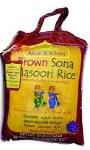 ASIAN KITCHEN BROWN SONA MASOORI RICE 4LB BAG