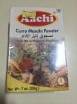 AACHI CURRY MASALA POWDER 7OZ