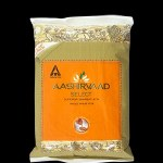 AASHIRWAD SELECT WHOLE WHEAT FLOUR - ATTA - 1KG - 2.2LBS