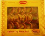 ANAND BHOGH ANJEER DRY FRUIT ROLL 341GM